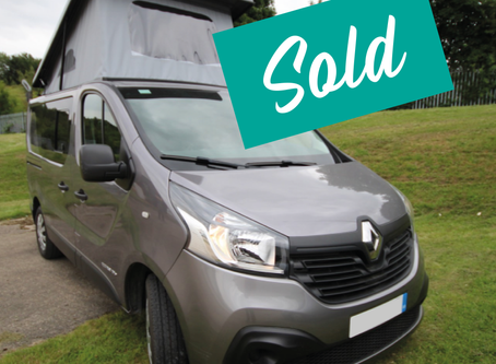 Our Current Conversion: 2017 Renault Trafic