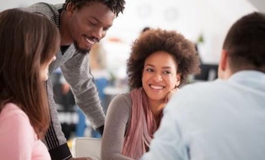cheerful-multiethnic-group-college-stude