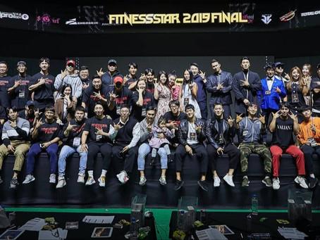 2019 FITNESSSTAR 下半期 FINAL