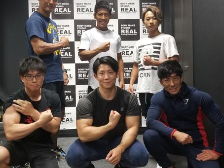 『REAL認定トレーナー養成スクール』特別講義