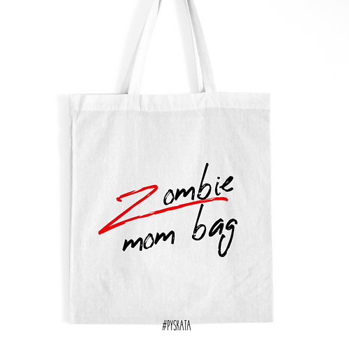 Torba typu 'tote' 'Zombie mom bag'