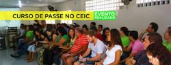 Curso de Passe no CEIC