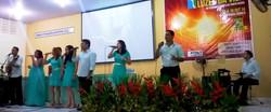 Grupo Harmonia canta na SEMESP