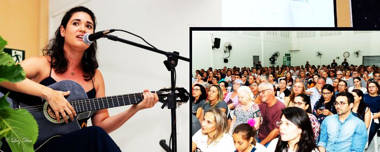 CAMILA SÁ canta na Semesp 2019