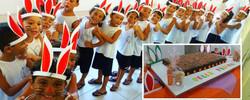 Escola comemora FESTA DA PÁSCOA