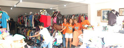 Bazar ganha novo e amplo espaço