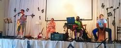 Evento musical reúne GRUPOS no CEIC
