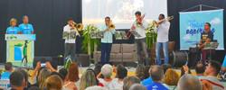 Grupos musicais no CICLO DE DEBATES