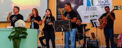 Grupo HARMONIA na Semana Espírita