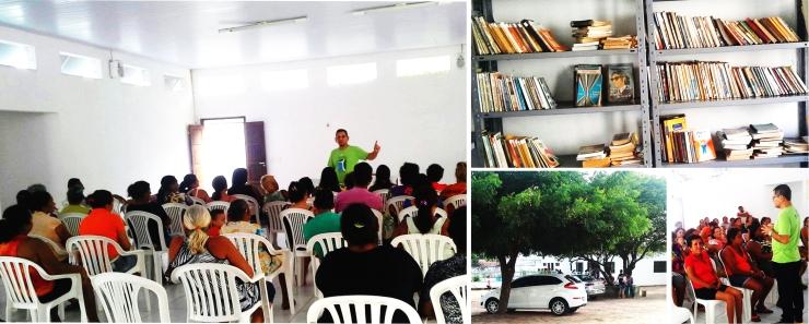 Biblioteca chega em SÃO GONÇALO