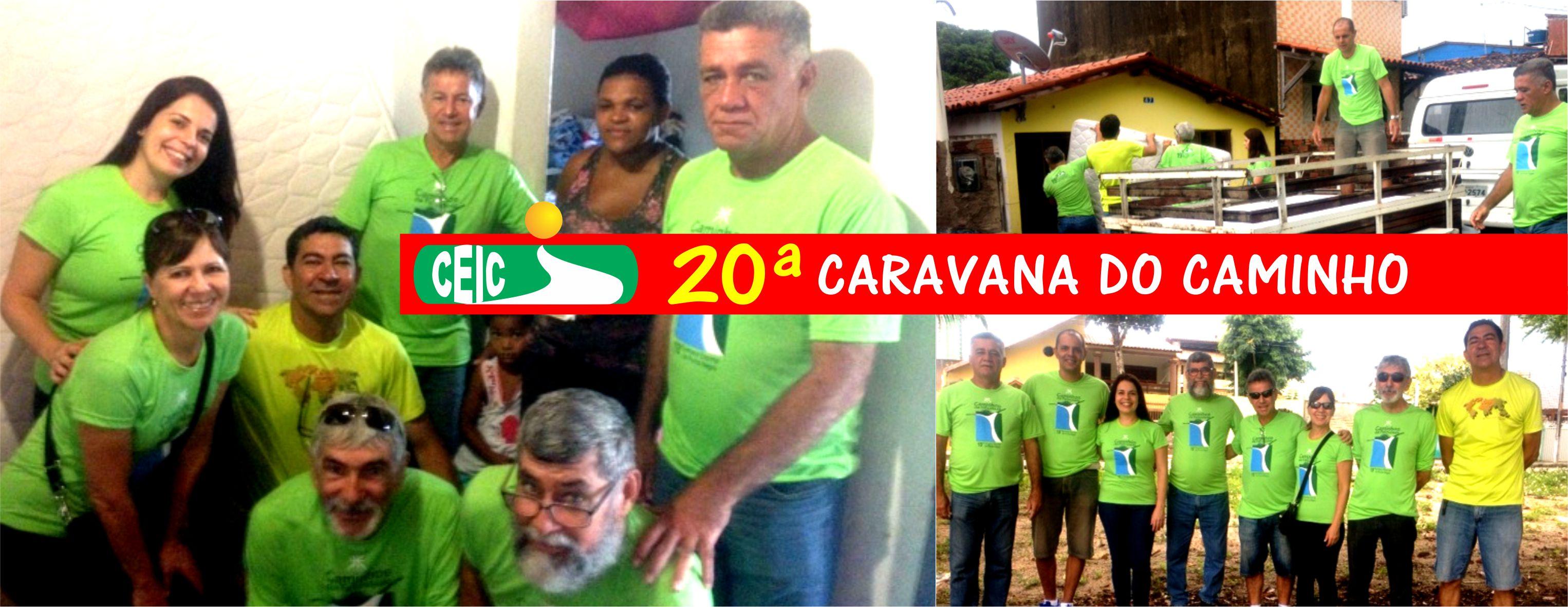 Caravana beneficia mais uma família