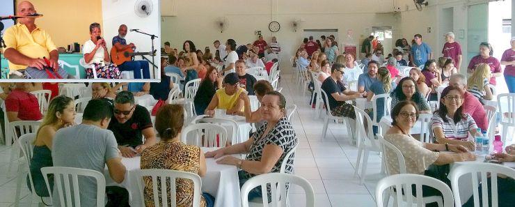 CEIC realiza seu 45º ALMOÇO FRATERNO