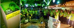 Praça CHICO XAVIER é revitalizada