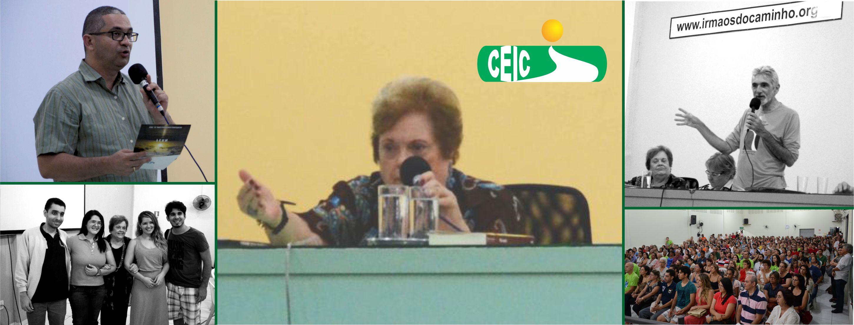 Suely Caldas palestra no CEIC