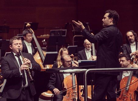 Review: Basque National Orchestra