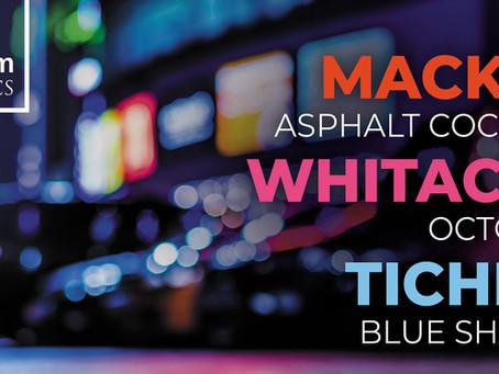 New EP featuring Whitacre, Mackey & Ticheli