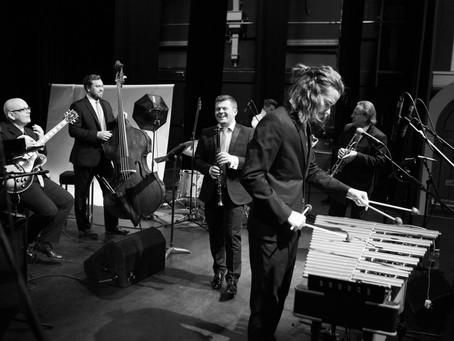 Julian Bliss Septet at Brucknerhaus April 2020