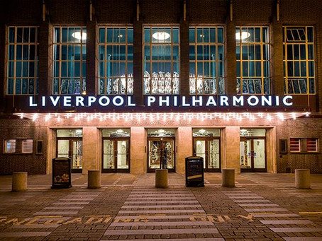 """Lots to say"" with Royal Liverpool Philharmonic Orchestra"