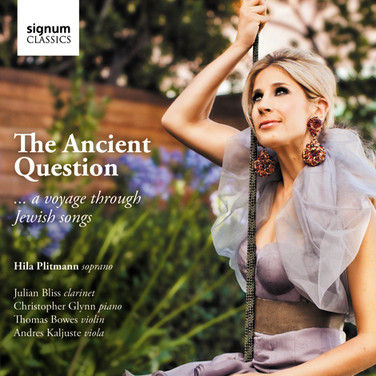 The Ancient Question ... a voyage through Jewish songs