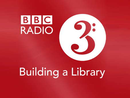 BBC Building a Library recommendation