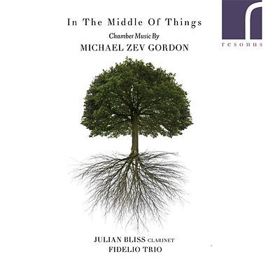 In the middle of things - Michael Zev Go
