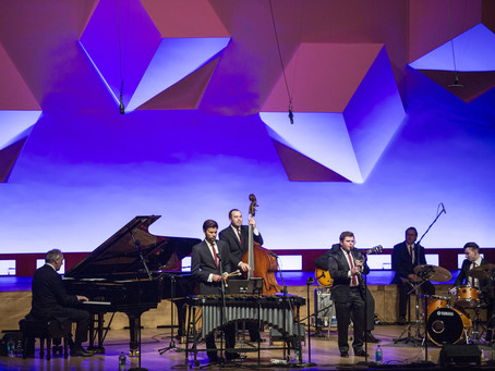 Hooray for Hollywood! The new programme from the Julian Bliss Septet