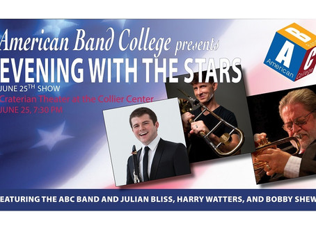 Debut at American Band College