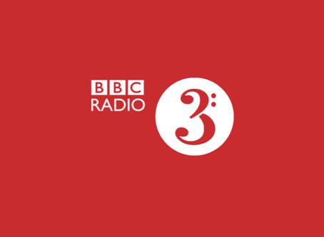 "Live ""Home Session"" on BBC Radio 3 In Tune"