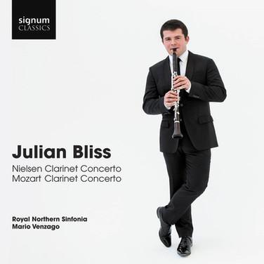 Neilson & Mozart: Clarinet Concertos