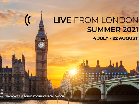Live from London Summer 2021