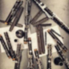 Leblanc clarinet