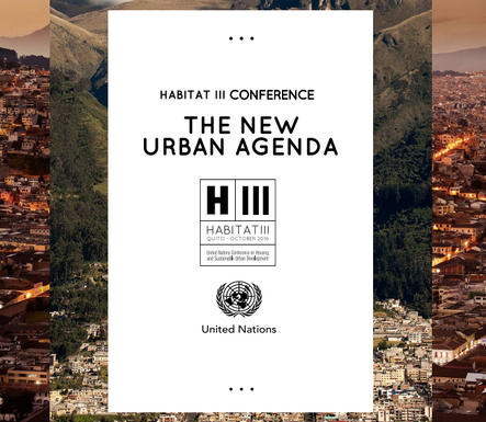 ISULabaNtu will be at the Habitat III Conference