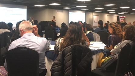 GCRF Global Engagement Meeting in Bogota