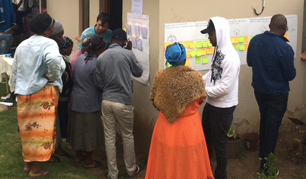 Phase 2 – 'Mapping urban transitions through community participation' – wraps up final fieldwork vis