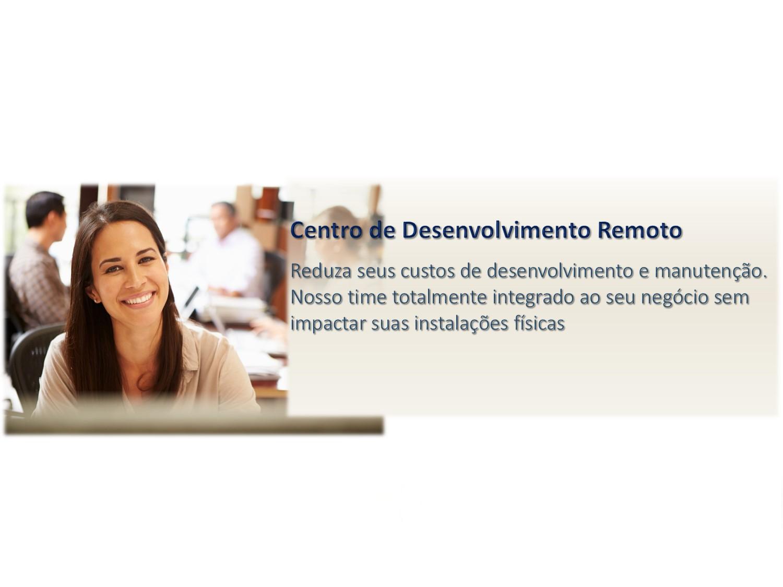 Centro Desenvolvimento Remoto