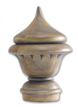 Cone Finial