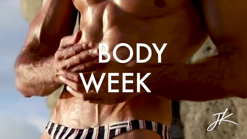 BODY WEEK para @kelinejacomedermato