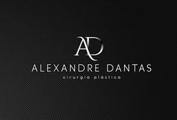 Visual ID para Dr Alexandre Dantas Cirurgião Plástico