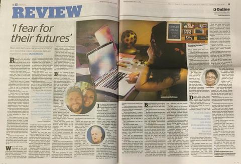 NZ Herald Article