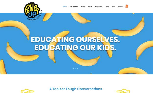 PowerUp Sexual Health Education Workshops