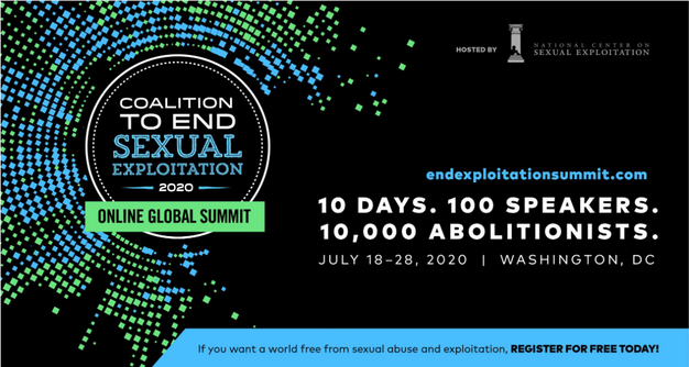 Coalition to End Sexual Exploitation Summit