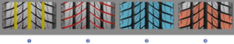 Premium Quality PCR Snow Winter Tyres (PCR Snow Winter Tires)
