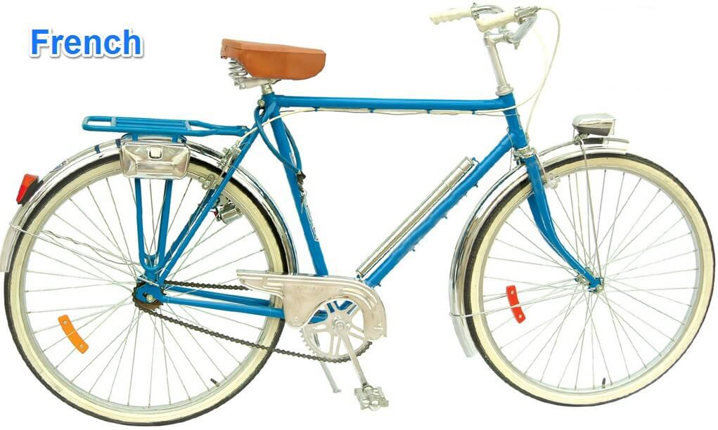 French Bicycle
