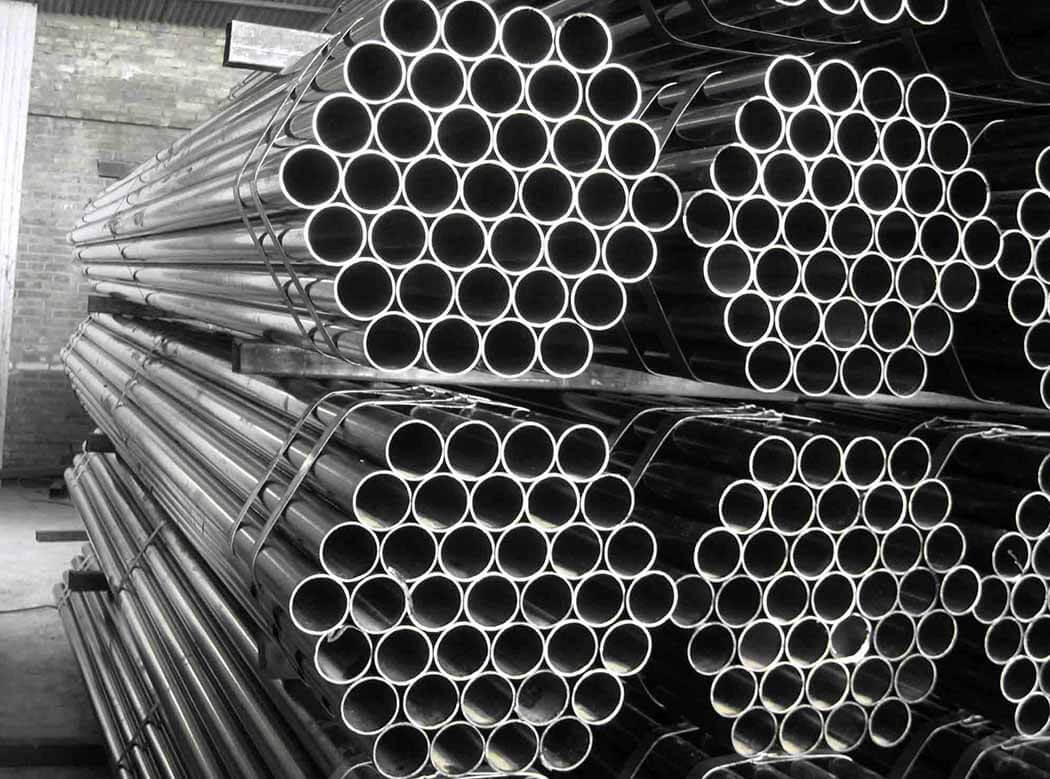 Galvanised Steel Pipe or Black Steel Pipe