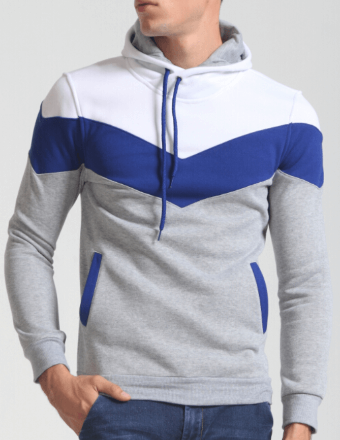 Mens Cotton Long Sleeve Sweatshirt