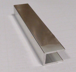 Aluminium C or Aluminium U Channel Profile