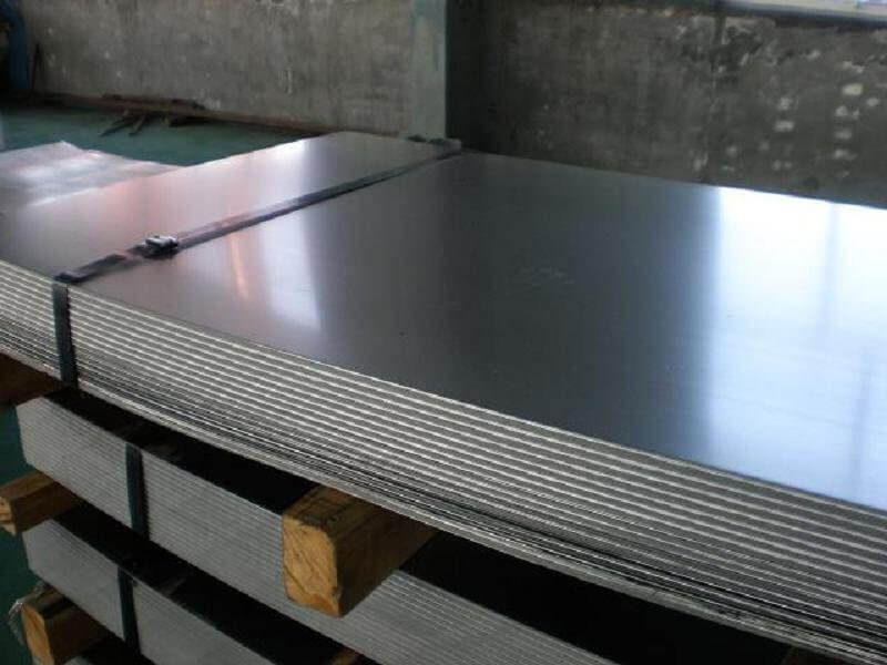 Steel Sheet Cold Rolled (CR)
