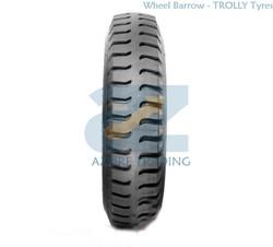 AZ-WB-003 - Wheelbarrow Trolly Tyre