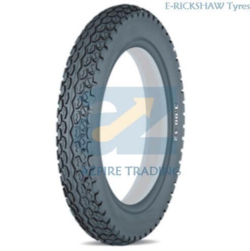 E-Rickshaw Tyre - AZ-ERK-001