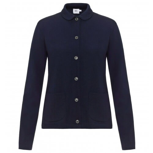 Womens Vintage Wool Cardigan